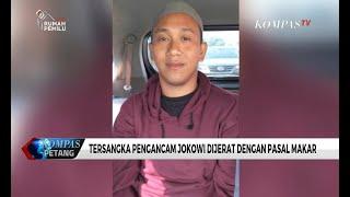Video Tersangka Pengancam Jokowi Dijerat dengan Pasal Makar MP3, 3GP, MP4, WEBM, AVI, FLV Mei 2019