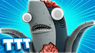 ZOMBIES ARE BACK in GMOD TTT!?