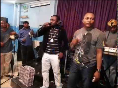TAYE TURAYA AUDIO LIVE AT NOLLYWOOD LONDON