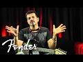 Ehsaan Noorani discusses his Signature Series Squier® Stratocaster® | Fender