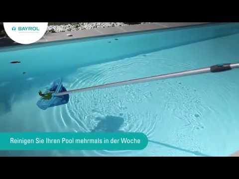 Tipps zur Poolpflege