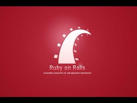 19- Ruby on Rails ||CRUD action add حفظ البيانات