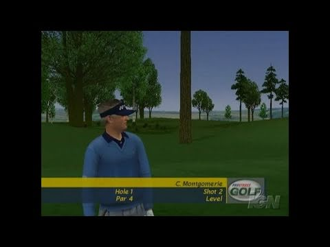 ProStroke Golf : World Tour 2007 PSP