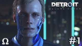 DETROIT: BECOME HUMAN IS HERE! (FULL GAME) | Detroit: Become Human Episode 1 Gameplay Walkthrough