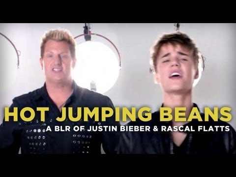 Hot Jumpin Beans By Rascal Flatts And Bieber