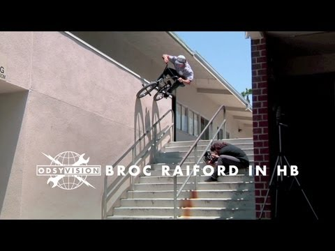 Broc Raiford Odyssey BMX Video
