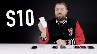Samsung Galaxy S10 — самое главное