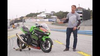 5. Ninja 400 Racebike Walkaround Review