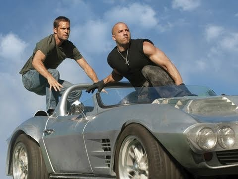 FAST & FURIOUS FIVE (Vin Diesel, Paul Walker) | Trailer deutsch german [HD]