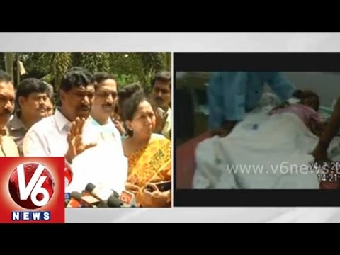 Telangana Deputy CM T Rajaiah on condition of students at yashoda hospital