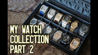 Video My watch collection (PART 2) MP3, 3GP, MP4, WEBM, AVI, FLV Februari 2018