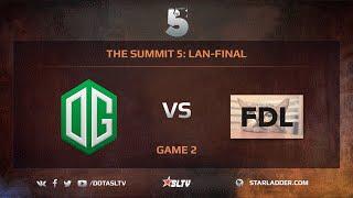 OG vs FDL, game 2