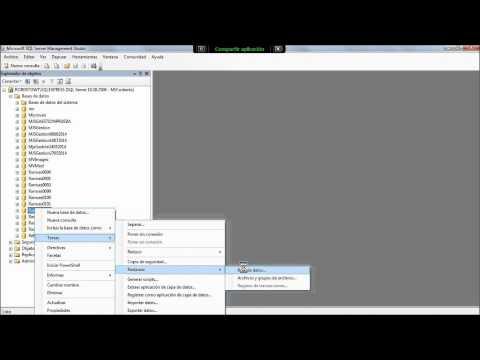 Hacer Copias de Seguridad de Bases de Datos en Microsoft SQL