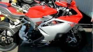 8. MV Agusta F4 R Start Up and Sound  * see also Playlist