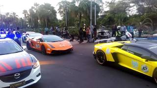 Video Lamborghini Club Indonesia - Bull Run V East Java MP3, 3GP, MP4, WEBM, AVI, FLV Februari 2018