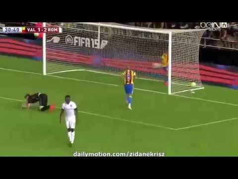 Valencia vs Roma 1-3 ~ All Goals & Highlights HD - 08.08.2315