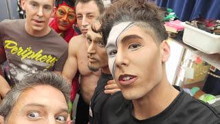 Video I'm a Cirque du Soleil Acrobat: Butterfly Twist MP3, 3GP, MP4, WEBM, AVI, FLV Agustus 2018