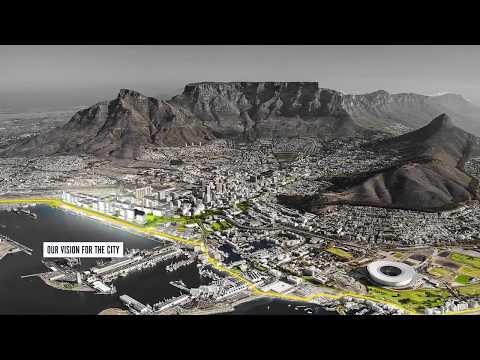 CITYLIFT Cape Town Foreshore Freeway Plan