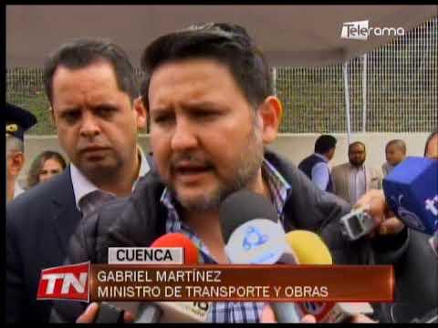 Ministro ratificó construcción del corredor vial del sur