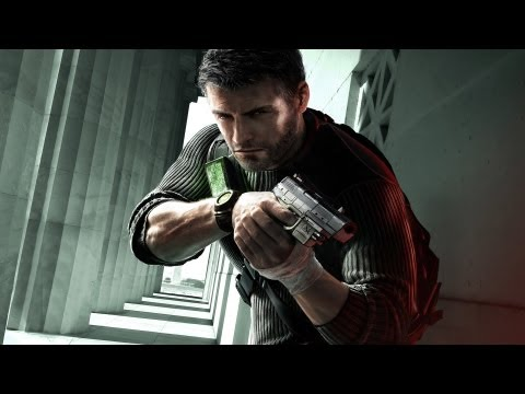 Tom Clancy's Splinter Cell: Conviction - PC gameplay (видео)