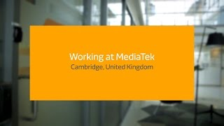 Cambourne United Kingdom  city images : Working at MediaTek UK - Cambourne Office, England