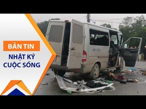 Xe đón dâu thành xe đưa ma sau tai nạn | VTC - Thời lượng: 77 giây.