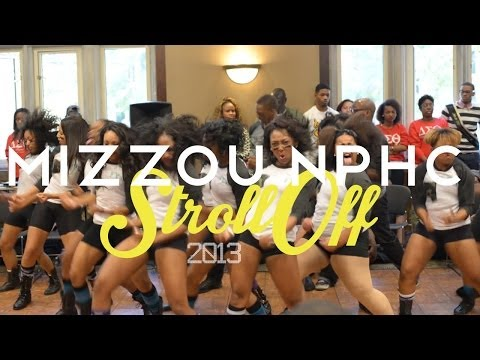 Stroll - The Mizzou National Pan-Hellenic Council is giving you another great event. This time they bring you the NPHC Homecoming Stroll-Off! So enjoy the performance...