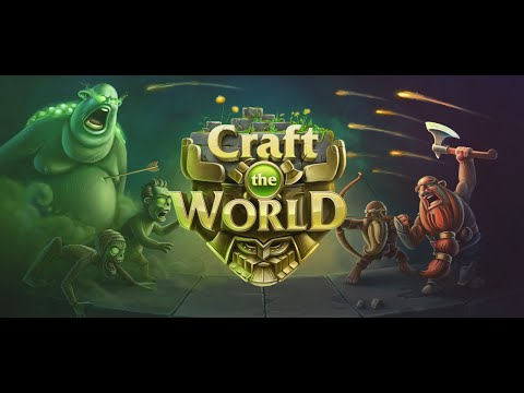 трейлер Craft The World