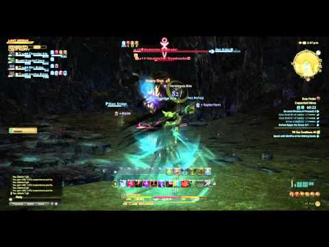 Final Fantasy XIV Copperbell Mines Part 1