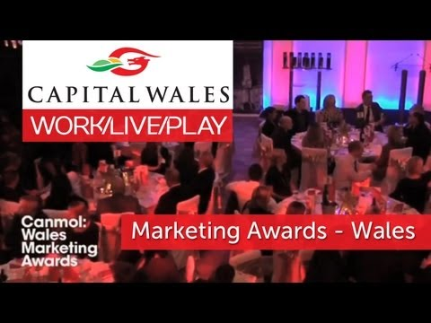 Chartered Institute of Marketing in Wales – CANMOL awards