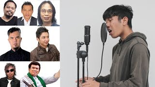 Video Menirukan 18 Suara Penyanyi Indonesia (Part 2) MP3, 3GP, MP4, WEBM, AVI, FLV Agustus 2018