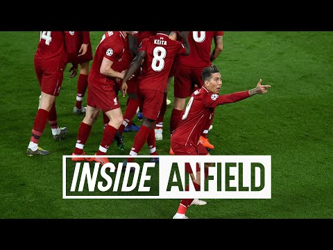 Inside Anfield: Liverpool 2-0 FC Porto | Anfield In Full Voice For Porto Visit