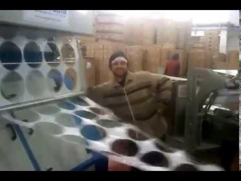 İnan Plastik Makinaları Termoform In line Kırma Makinası