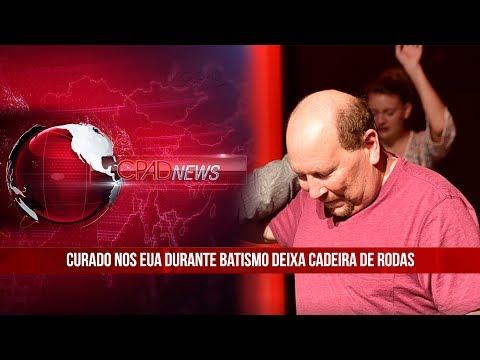 Boletim Semanal de Notícias CPAD News 128