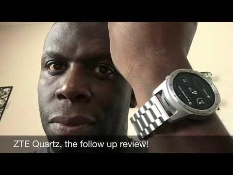 ZTE Quartz! The follow up 2017 Review! (видео)