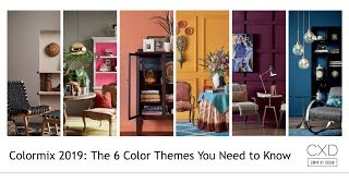 Video The 6 Color Themes You Need to Know in 2019 MP3, 3GP, MP4, WEBM, AVI, FLV April 2019
