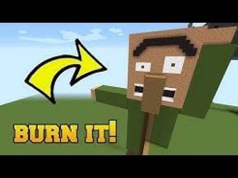 PopularMMOs Pat And Jen Minecraft  IS THAT THE MAYOR! BURN HIM!!!