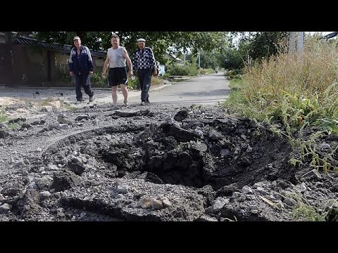 Lose - Ukraine's military pulled back its forces from defending a checkpoint near Luhansk on Monday in the latest retreat for Kyiv-backed troops. Locals had taken shelter in cellars while the fighting...