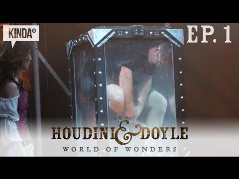 Houdini & Doyle | World of Wonders | Hold Your Breath (Ep. 1)