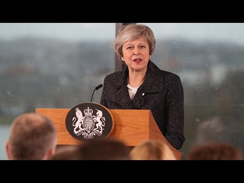 Τερέζα Μέι: Θα ολοκληρώσω το Brexit, χωρίς να υπάρξει «σκληρό σύνορο»…