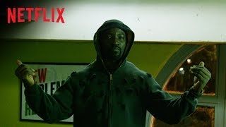 'Luke Cage,' 'Iron Fist' footage knocks out Comic-Con
