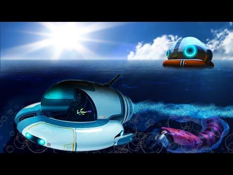 SEAMOTH ADVENTURES! | Subnautica #4