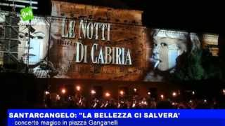 Santarcangelo Di Romagna Italy  City new picture : Santarcangelo di Romagna - La bellezza ci salverà-concerto Orchestra Italiana del Cinema