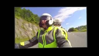 8. Weekend Ride on K1200LT