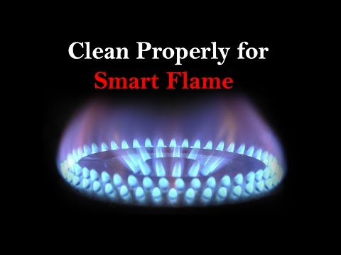 HOW TO CLEAN, REPAIR GAS STOVE AT HOME EASY AND FIRST