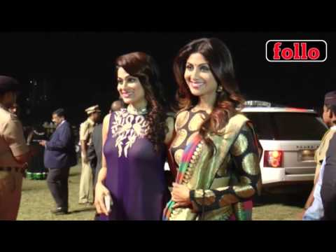 Celebs Spotted At Umang Awards!