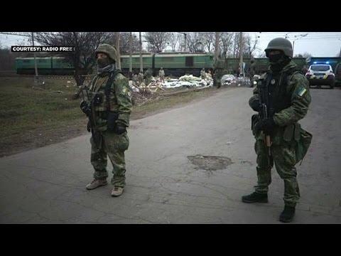 Κίεβο: Εμπορικός αποκλεισμός της ανατολικής Ουκρανίας