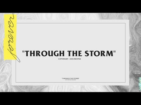 Video Popcaan - Through The Storm (Official Lyric Video) download in MP3, 3GP, MP4, WEBM, AVI, FLV January 2017