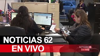 Cambios de servicio de inmigración – Noticias 62 - Thumbnail
