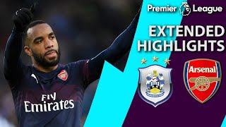 Video Huddersfield v. Arsenal | PREMIER LEAGUE EXTENDED HIGHLIGHTS | 2/9/19 | NBC Sports MP3, 3GP, MP4, WEBM, AVI, FLV Juli 2019
